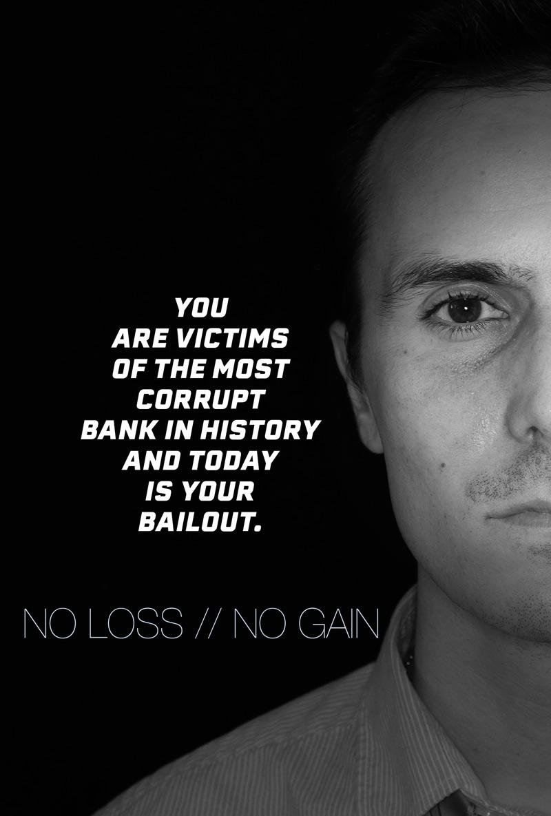 No Loss // No Gain Poster