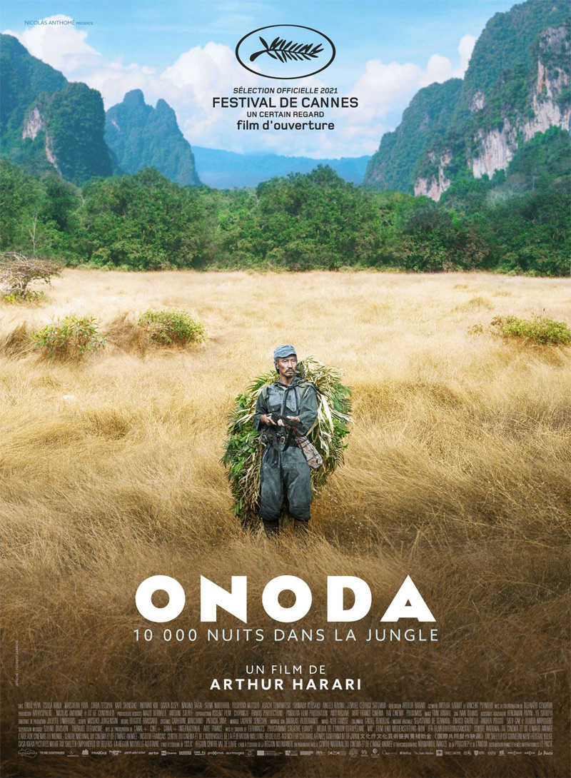 Onoda – 10,000 Nights in the Jungle Poster