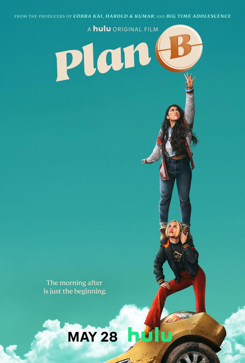 Plan B Film Poster