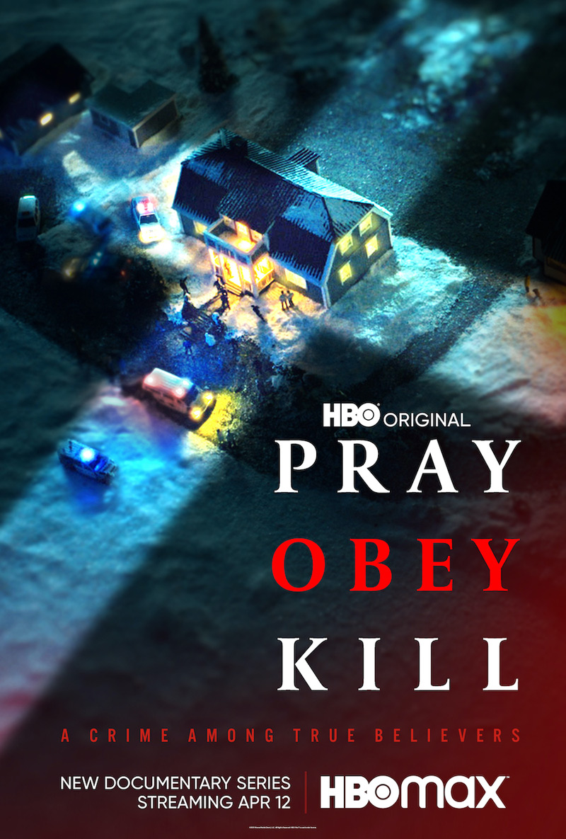 Pray, Obey, Kill Poster