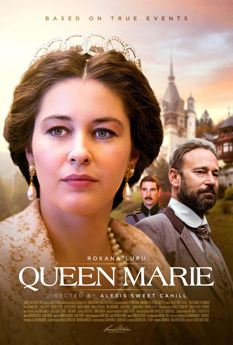 Queen Marie Poster