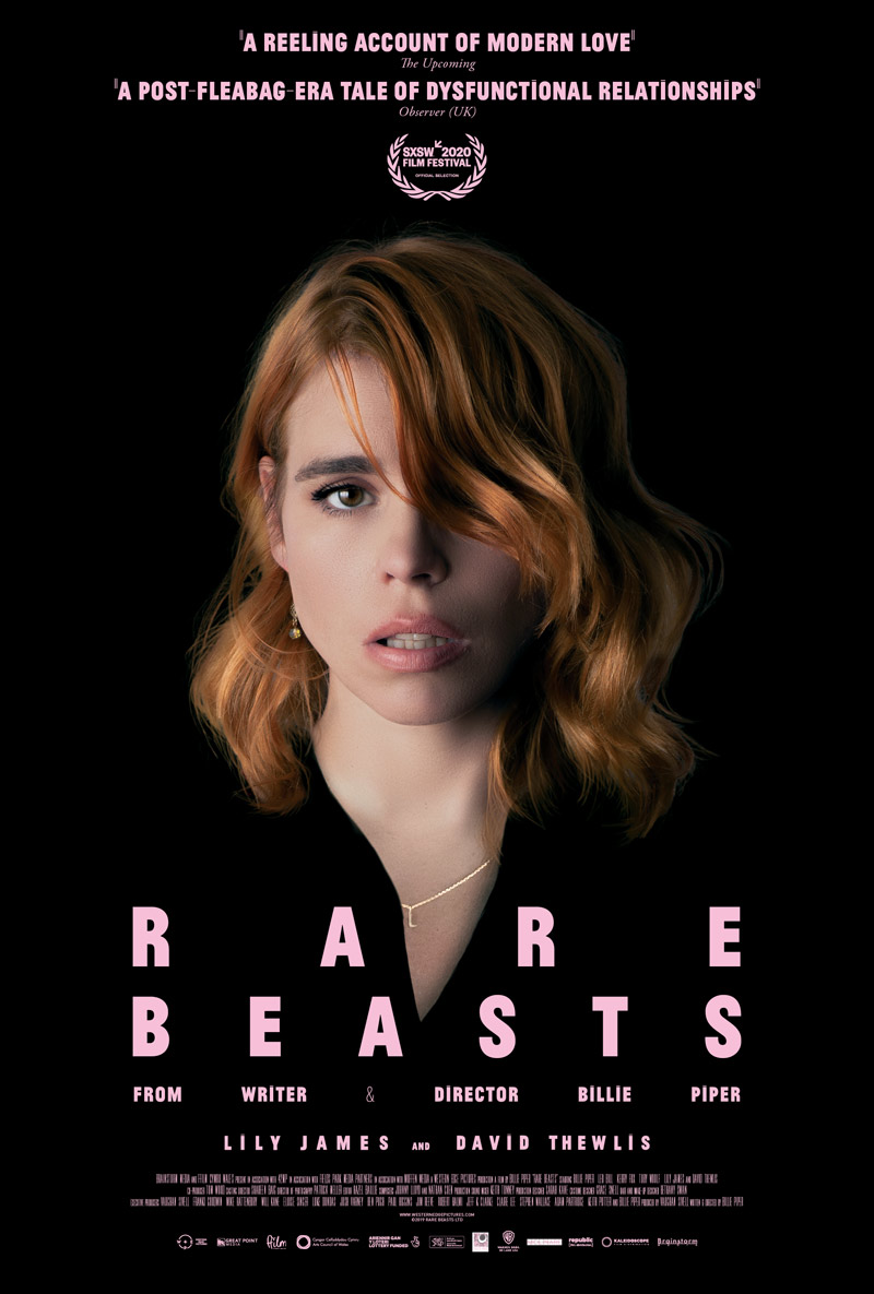 Rare Beasts Poster