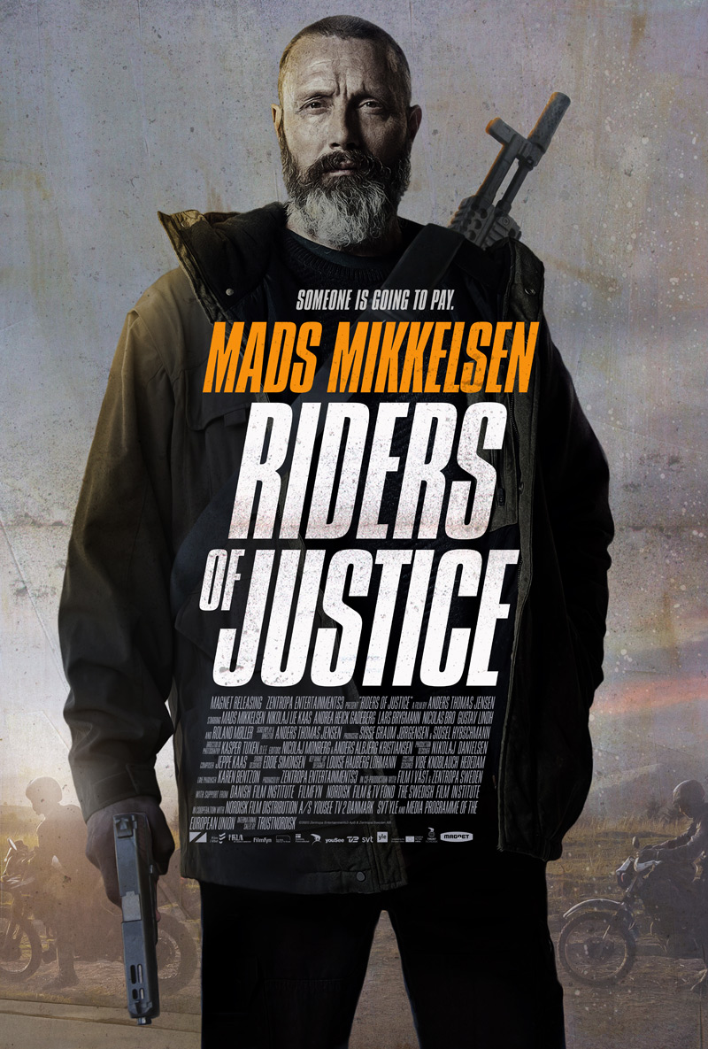 Riders of Justice Film Poster