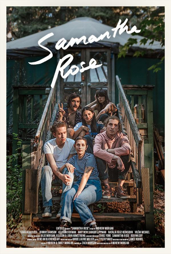Samantha Rose Poster
