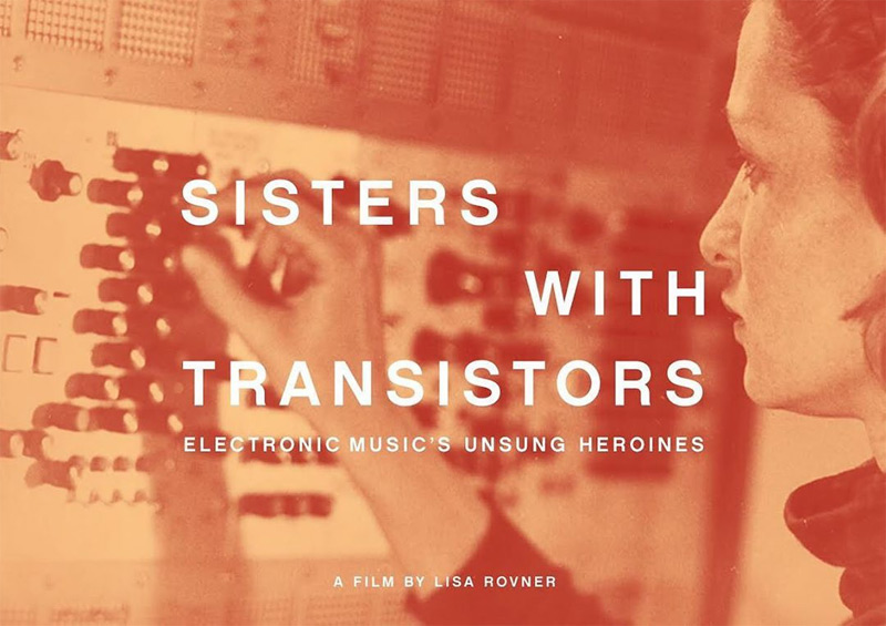 Sisters with Transistors Poster