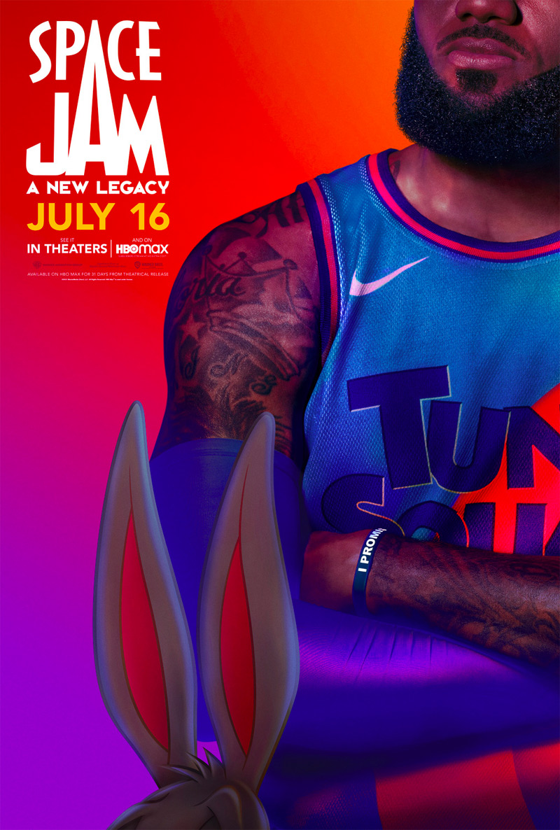 Space Jam 2 Poster