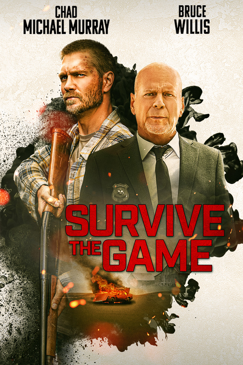 Survive the Game Poster