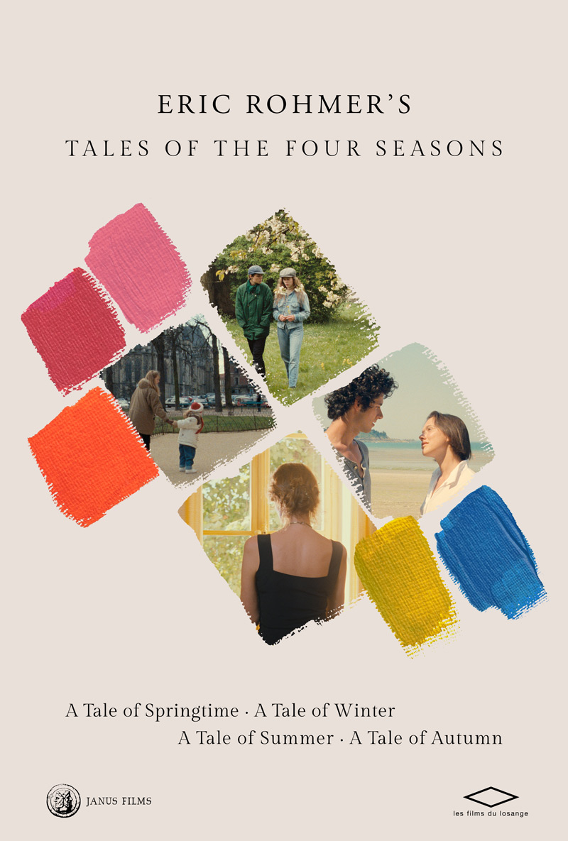Tales of the Four Seasons Posters