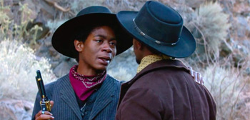 First Teaser Trailer for Awesome Black Western 'The Harder They Fall'