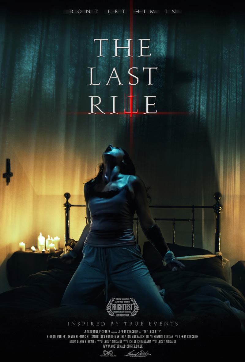 The Last Rite Poster