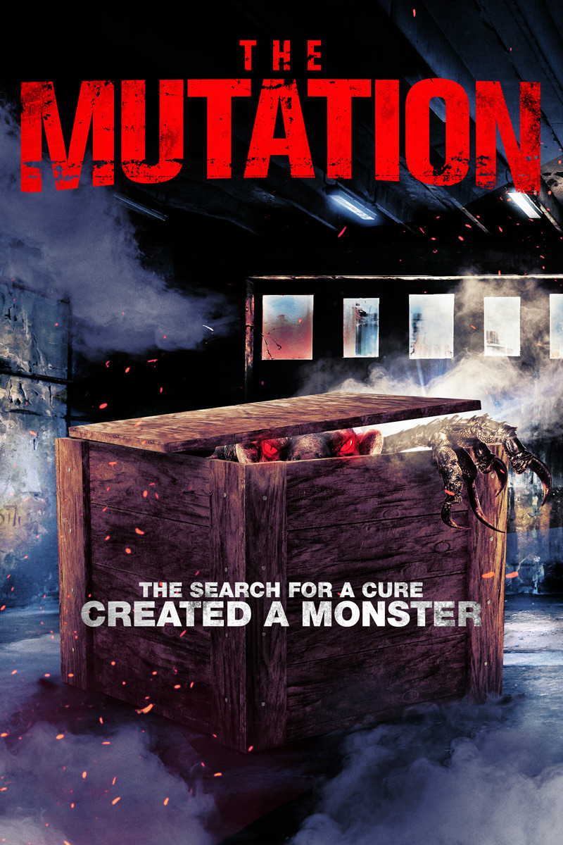 The Mutation Poster