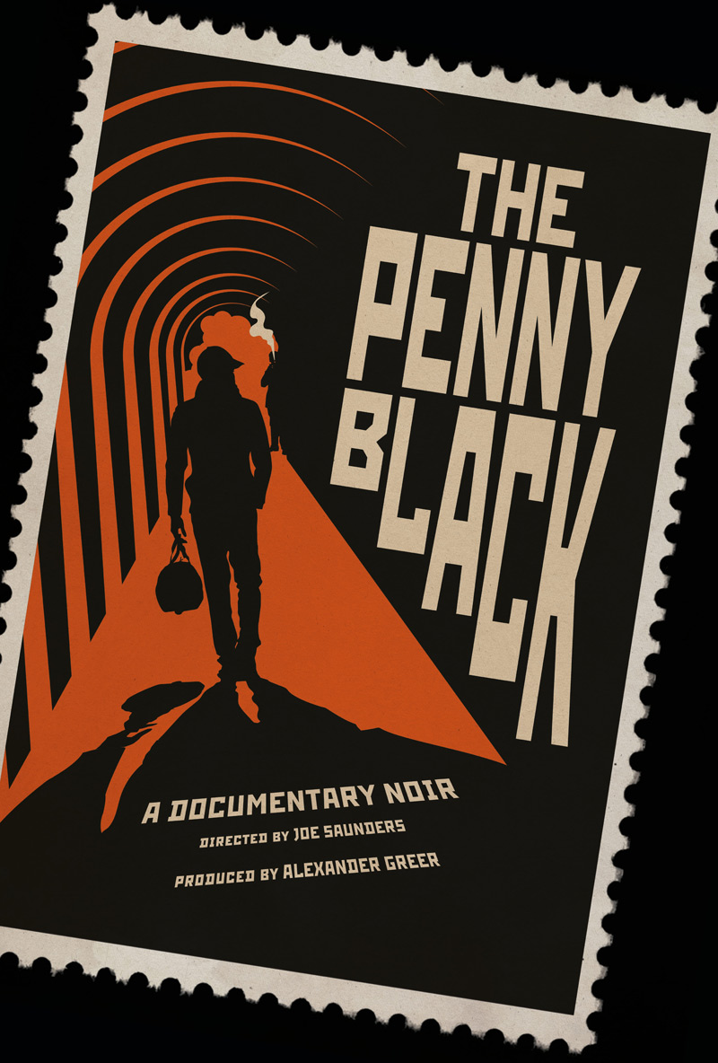 The Penny Black Poster