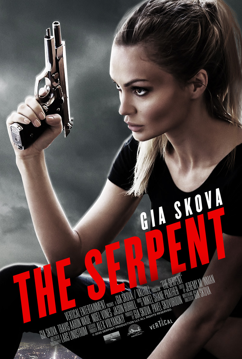 The Serpent Poster