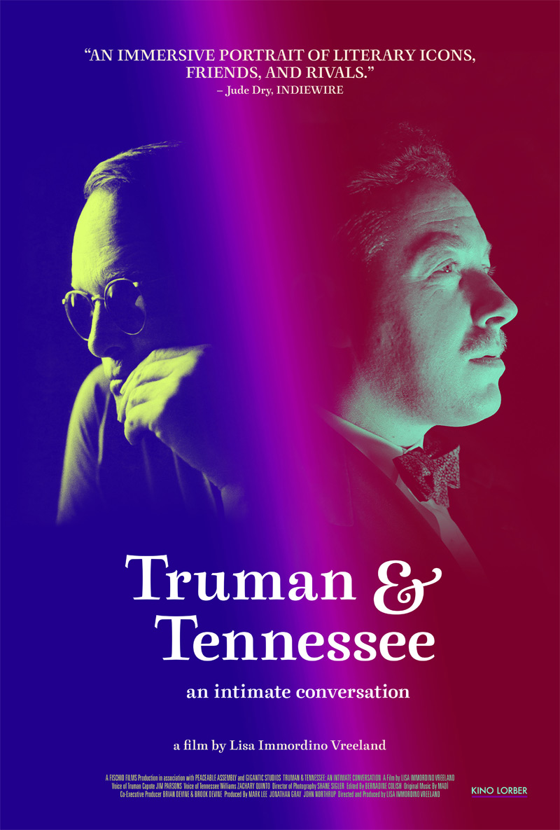Poster Truman & Tennessee