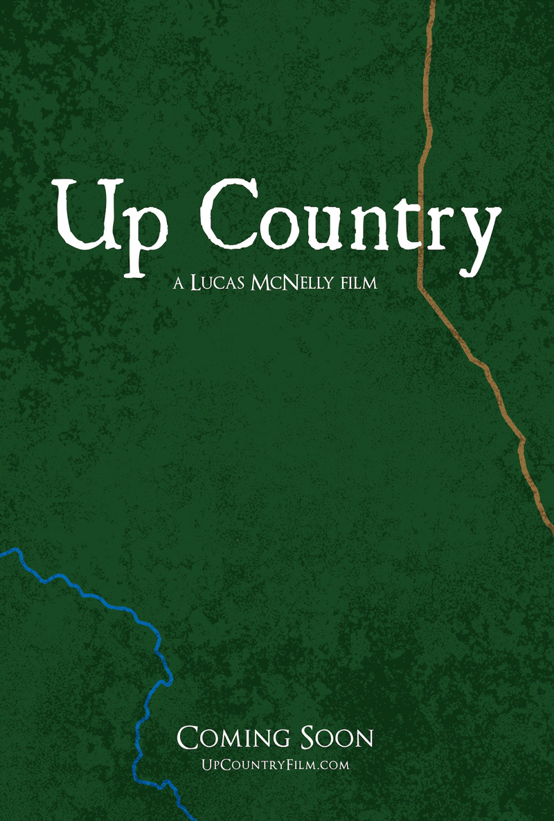 Up Country Poster