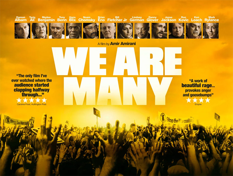 We Are Many Documentary Poster
