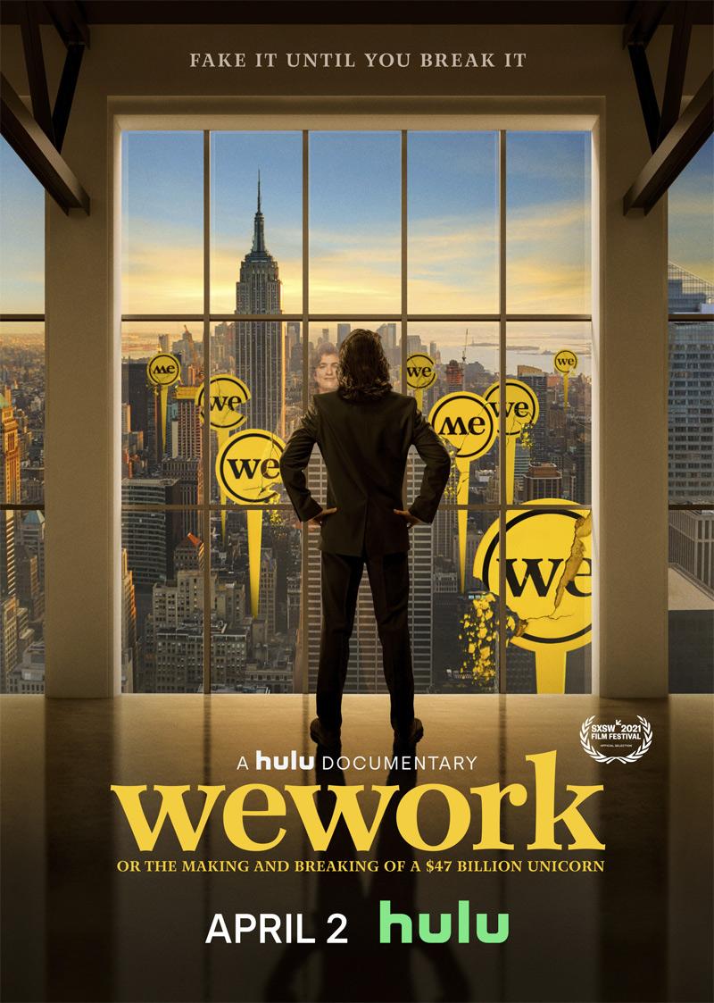 WeWork Doc Poster