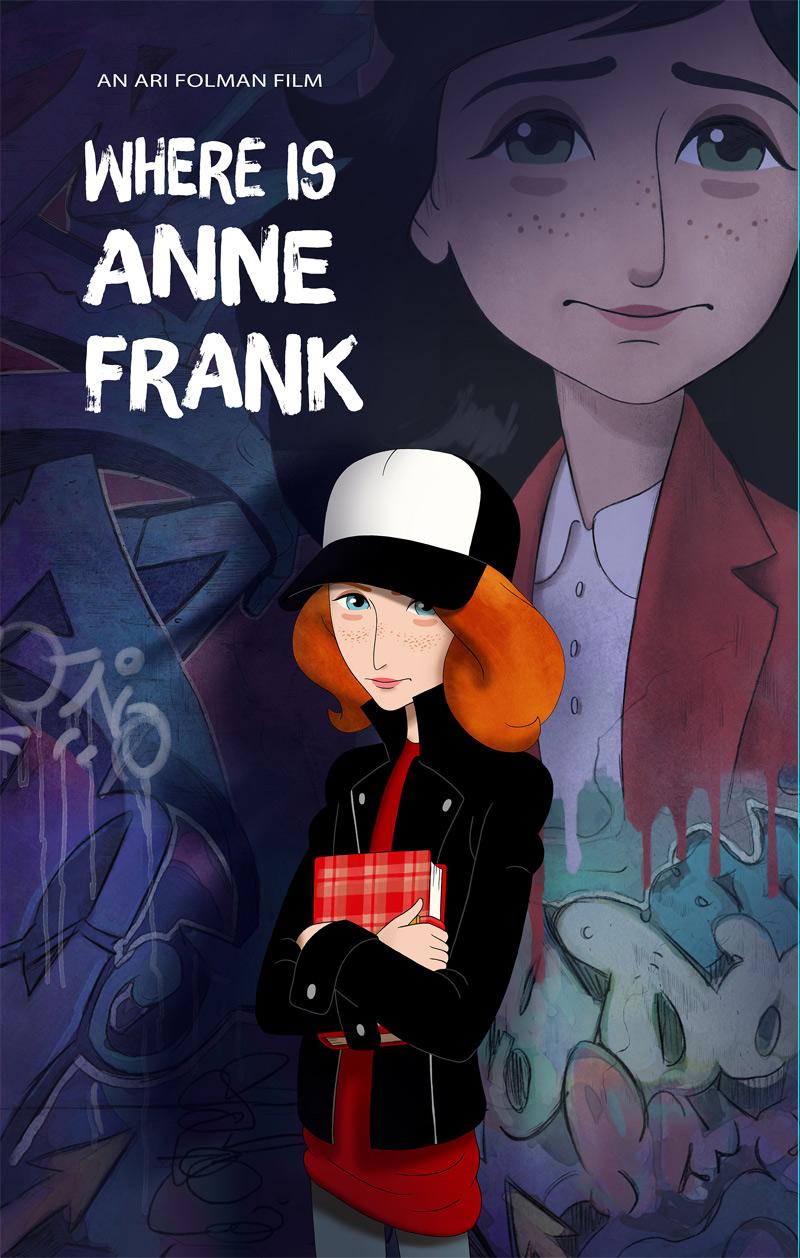 Where Is Anne Frank Film