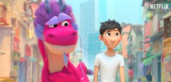 Wish Dragon Trailer