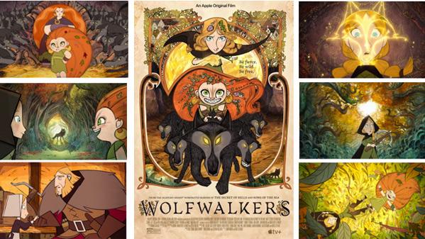 Wolfwalkers Release