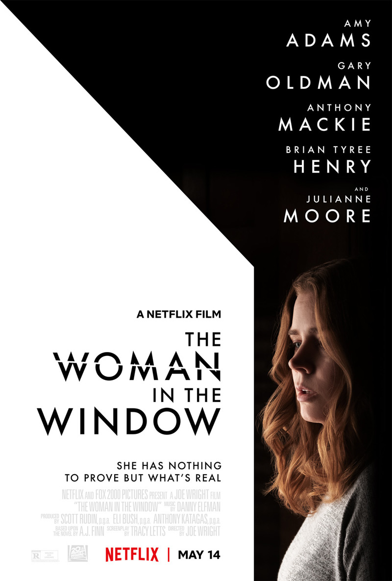 Poster Wanita di Jendela
