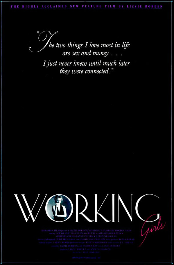 Poster of working girls