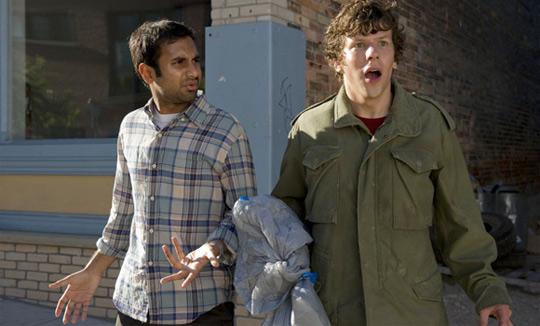 30 Minutes or Less - Jesse Eisenberg and Aziz Ansari