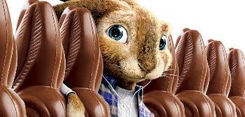 Hop Easter Bunny
