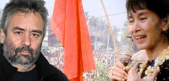 Luc Besson / Aung San Suu Kyi