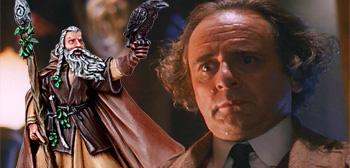 Radagast the Brown / Sylvester McCoy