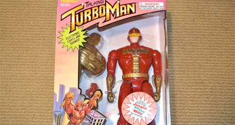 Turbo Man