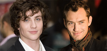 Aaron Johnson / Jude Law