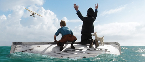 Adventures of Tintin Still 2