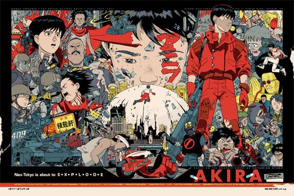 Tyler Stout's Akira