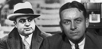 Al Capone / Elliot Ness