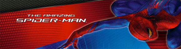 The Amazing Spider-Man - International Banner 3