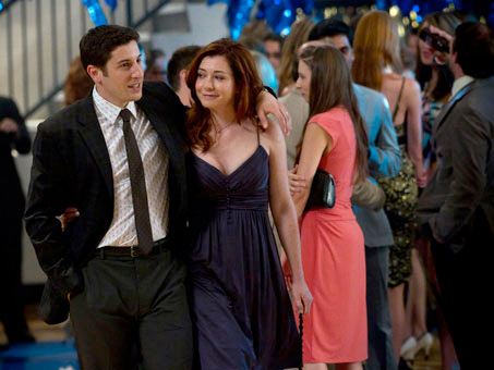 American Reunion - Jim and Michelle