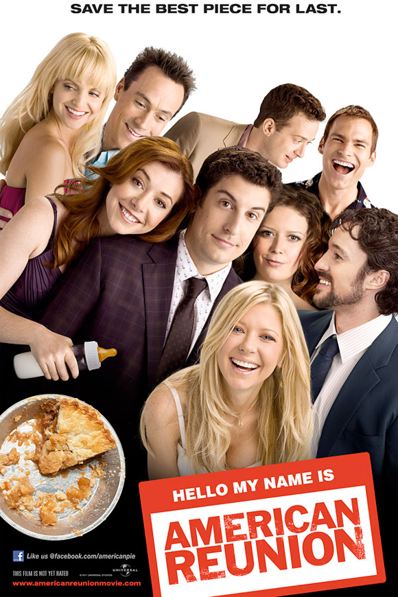 American Reunion Theatrical Poster