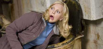 Anna Faris in Scary Movie