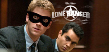 Armie Hammer - The Lone Ranger