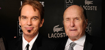 Billy Bob Thornton and Robert Duvall