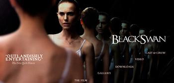Black Swan Website