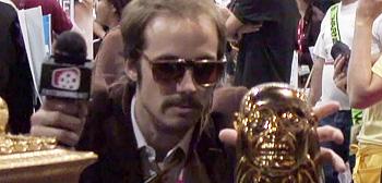 Bob Stencil Comic-Con 2010