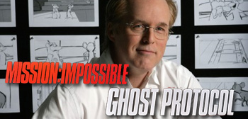 Brad Bird / Mission Impossible: Ghost Protocol