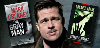 Brad Pitt / Book Covers