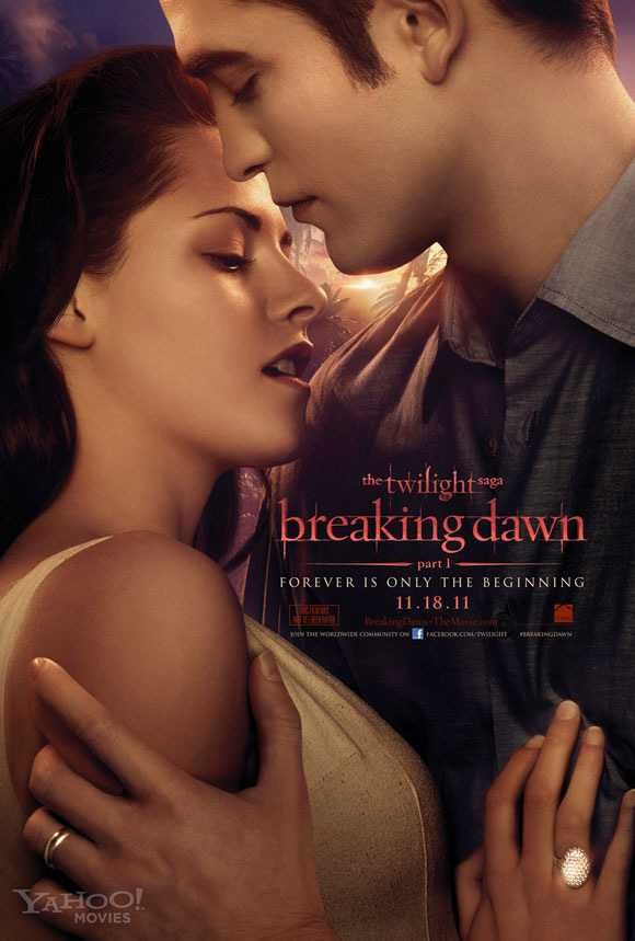 Breaking Dawn: Part I - Edward and Bella Poster