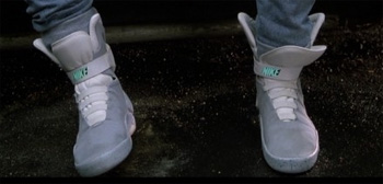 Back to the Future Part II - Power Laces