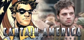 Bucky in Captain America: The First Avenger