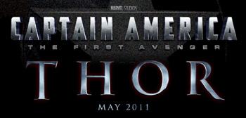 Marvel Studios: Captain America / Thor