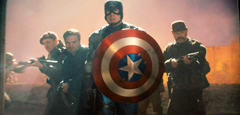 Captain America: The First Avenger Super Bowl TV Spot